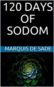 120 days of sodom - copertina