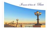 Il mare di luce di Bari - copertina