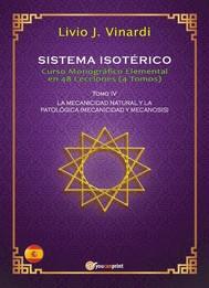 SISTEMA ISOTÉRICO – Curso Monográfico Elemental en 48 Lecciones – Tomo IV (EN ESPAÑOL) - copertina