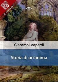 Storia di un'anima - Librerie.coop