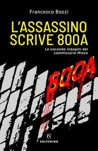 L'assassino scrive 800A - Librerie.coop