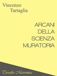 Arcani della Scienza muratoria - copertina