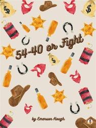 54-40 or Fight - copertina
