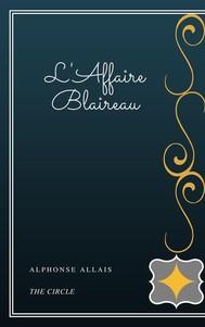 L'Affaire Blaireau - copertina
