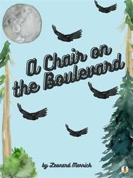 A Chair on the Boulevard - copertina