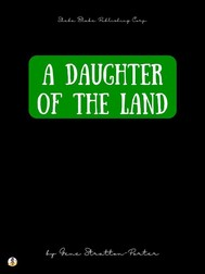 A Daughter of the Land - copertina