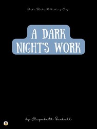 A Dark Night's Work - copertina