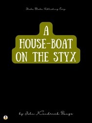 A House-Boat on the Styx - copertina