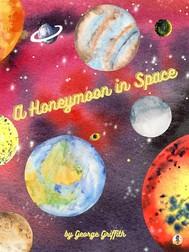 A Honeymoon in Space - copertina