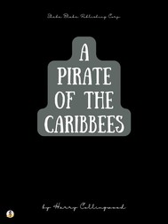 A Pirate of the Caribbees - copertina