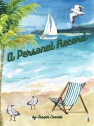 A Personal Record - copertina