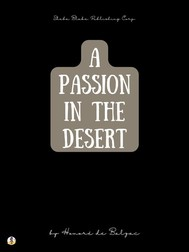 A Passion in the Desert - copertina