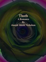 Thoth - copertina