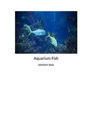 Aquarium Fish - copertina