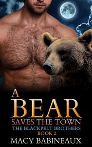 A Bear Saves the Town - copertina
