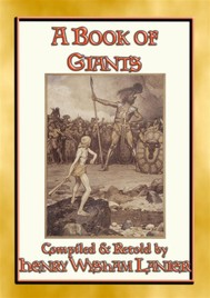 A BOOK OF GIANTS - 25 stories about giants through the ages - copertina