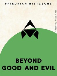 Beyond Good and Evil - Librerie.coop