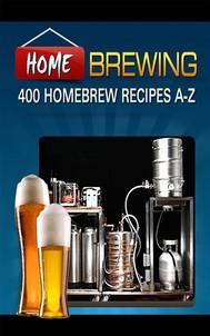 400 Homebrew Recipes - copertina