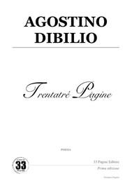 Agostino Dibilio - copertina
