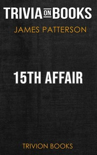 15th Affair by James Patterson (Trivia-On-Books) - copertina