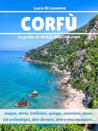 Corfù - La guida di isole-greche.com - Librerie.coop