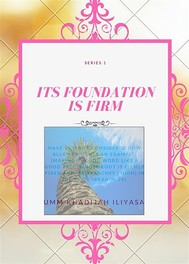 Its Foundation is Firm - copertina