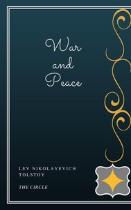 War and Peace - copertina