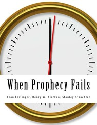 When Prophecy Fails - copertina