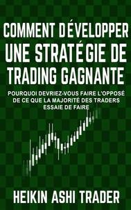 Comment Développer une Stratégie de Trading Gagnante - copertina