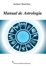 Manual de Astrologia - Librerie.coop