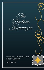 The Brothers Karamazov - copertina