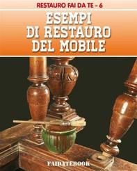 Esempi di restauro del mobile - Librerie.coop