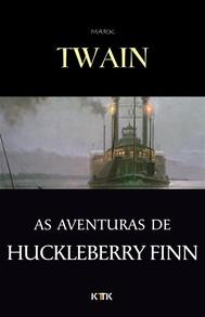 As Aventuras de Huckleberry Finn - copertina