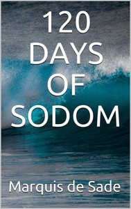 120 days of sodom - copertina