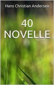 40 novelle - copertina