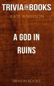 A God in Ruins by Kate Atkinson (Trivia-On-Books) - copertina