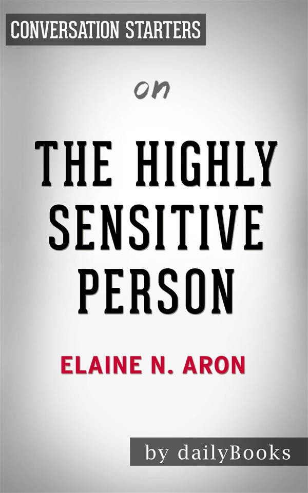 Highly Sensitive Person Ebook