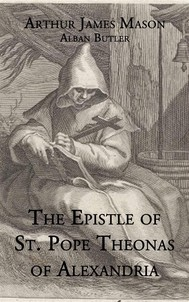 The Epistle of St. Pope Theonas of Alexandria - copertina