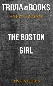 The Boston Girl by Anita Diamant (Trivia-On-Books) - copertina