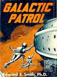 Galactic Patrol (The Lensman Series Book 3) - copertina