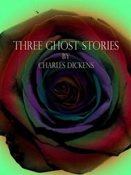 Three Ghost Stories - copertina