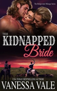 Their Kidnapped Bride - copertina