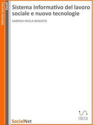 Sistema informativo del lavoro sociale e nuove tecnologie - copertina