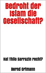 Bedroht der Islam die Gesellschaft?  - copertina
