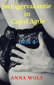 Swingervakantie in Cap d'Agde - copertina