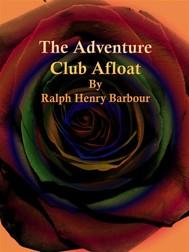 The Adventure Club Afloat - copertina