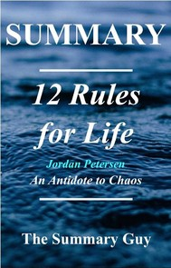 12 Rules for LIfe - copertina