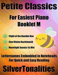 Petite Classics for Easiest Piano Booklet M - copertina