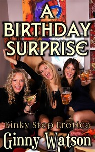 A Birthday Surprise - copertina