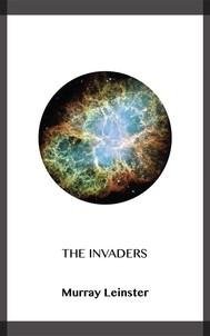 The Invaders - copertina
